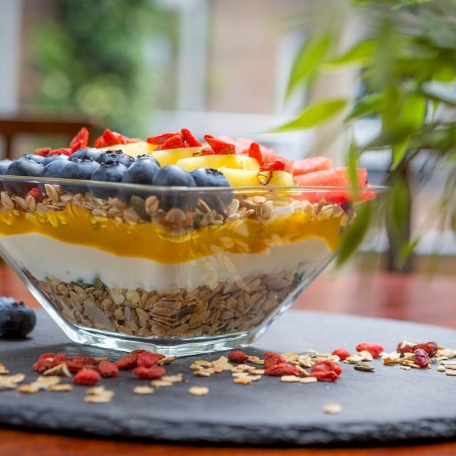 CLAYTON hotels vitality breakfast