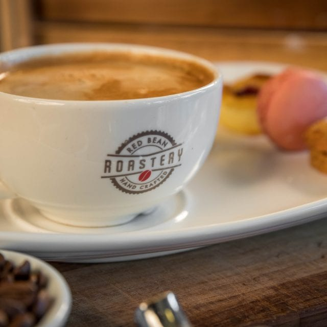 read bean roastery coffee